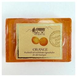 Handgjord tvål, apelsin