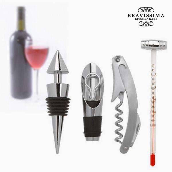 Vin accessoarer i 5 delar