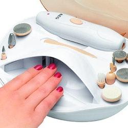 AEG Manikyr och pedikyrset med nageltorkare