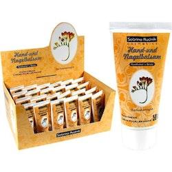 Handkräm och nagelkräm med E- vitamin 50 ml. Växtbaserad extrakt