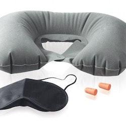 Nackkudde Ögonmask med öronproppar