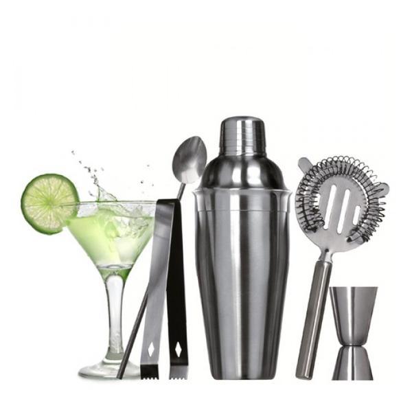Cocktail-set 5 delar