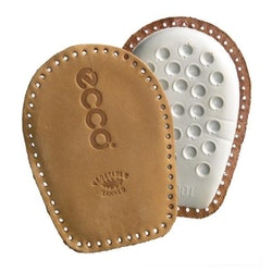 Hälsporre Hälkudde i latex- läder/ECCO (Storlek: S)