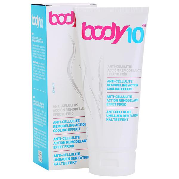 Body10 anti cellulite kräm 200 ml