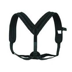 Hållningsväst Posture Corrector mini svart