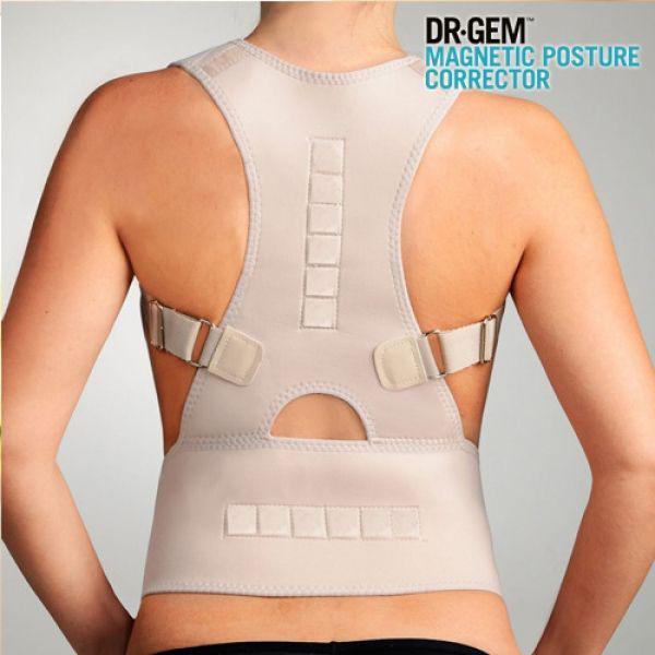 Posture Hållningsväst för rak hållnin... (Storlek: XL)