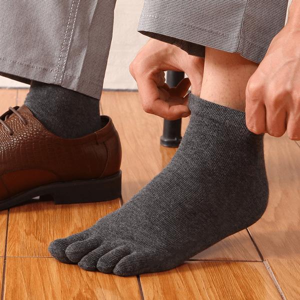 Tåstrumpor för män