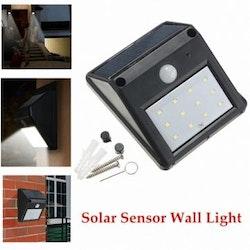 SOLAR LED utelampa