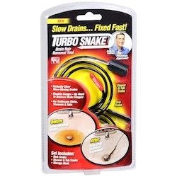 Vaskrensare / avloppsrensare 2-Pack.Turbo Snake,