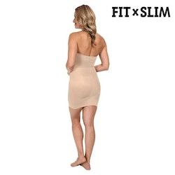 Shapingklänning, fit slim