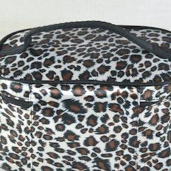 Sminkväska Necessär Leopard
