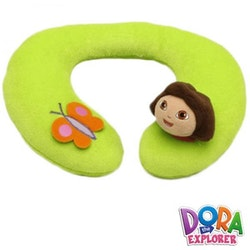 Dora utforskaren nackstöd för barn