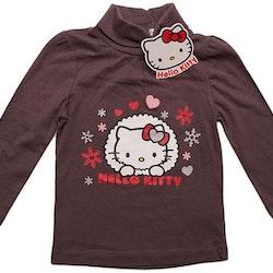 Hello Kitty  tröja med - GRÅ