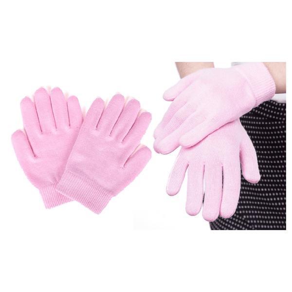 Spa Gelhandske färg rosa