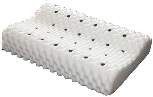 Kudde med magneter för bättre sömn- med överdrag