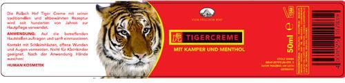 Tiger Balsam 50ml