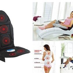Massagedyna  Massagematta med Värme