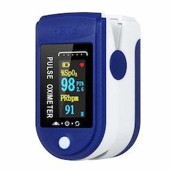 Puls oximeter Digital - Blå