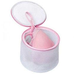 Tvättpåse för bh rund