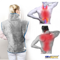 Värmedyna för nacke och skuldror