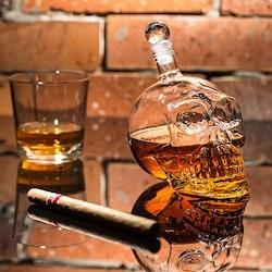 Karaff whiskey 650 ml - Döskalle