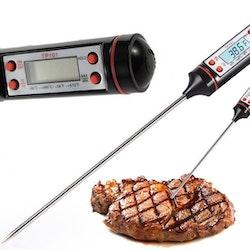 300 graders Baktermometer Stektermometer Köttermometer Grill