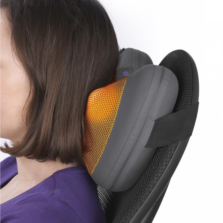 Massagekudde Nacke Ryggmassage med värme El.