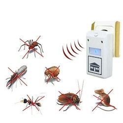 Spindelskrämma 30 m². Skadedjursbekämpning med ultraljud - RIDDEX