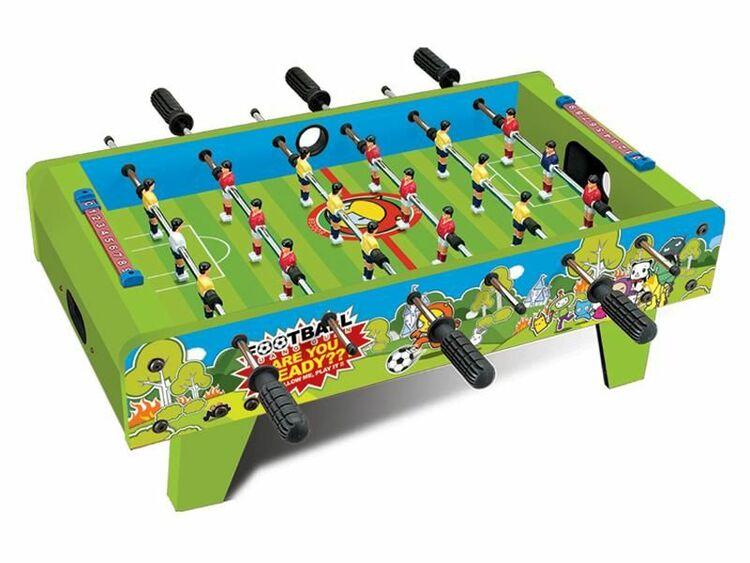Fotbollsspel Fotbollsbord  bordsfotboll 69 cm- Gräs Utgåva