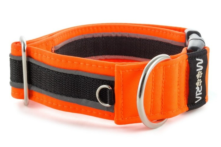 Reflex Hundhalsband Neon Orange