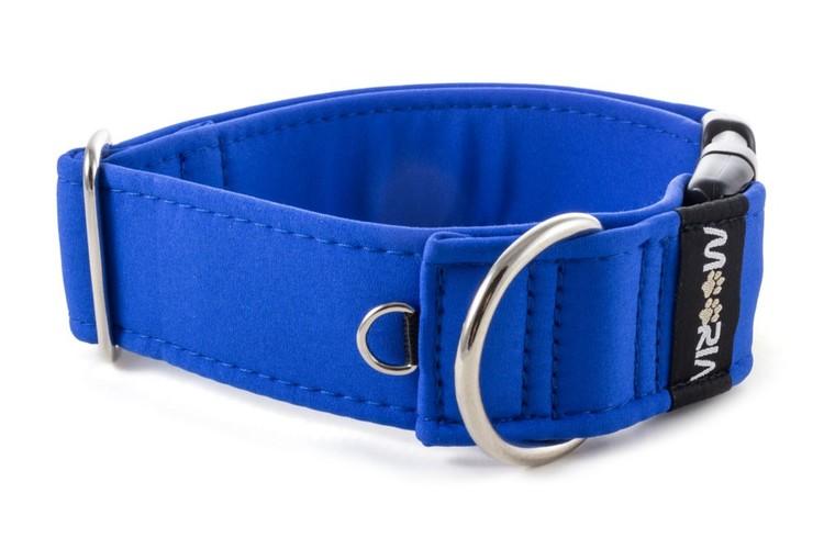 Hundhalsband Blå