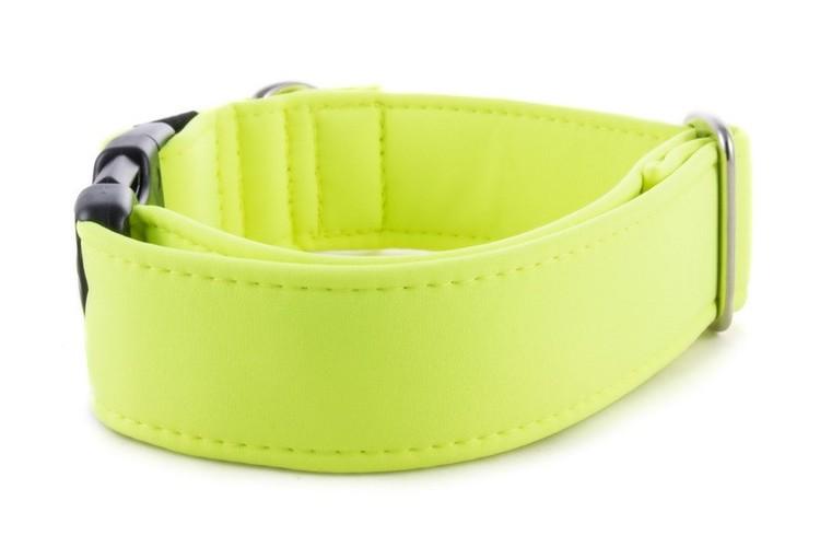 Hundhalsband Neon Gul