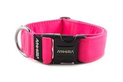 Hundhalsband Neon Rosa