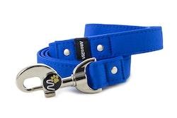 Hundkoppel 130 cm Blå