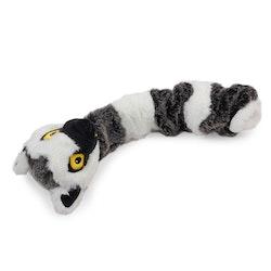 Lemur hundleksak med stretch