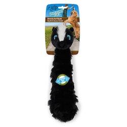 Skunk hundleksak med stretch