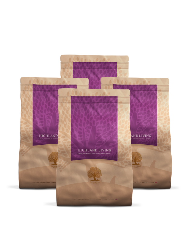 ESSENTIAL HIGHLAND LIVING SMALL SIZE 3KG