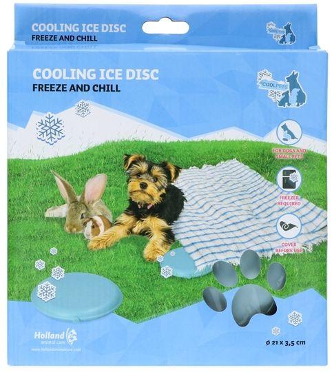 Kyldisk för hund och smådjur