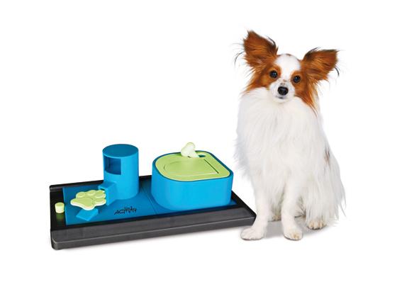 Aktiveringsspel hund Poker Box Vario Nivå 2