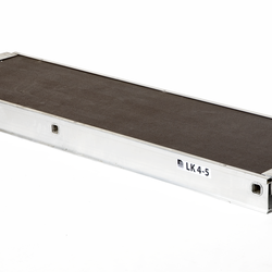 Gångplan (lastklass 5) 2601 mm, Aluminium