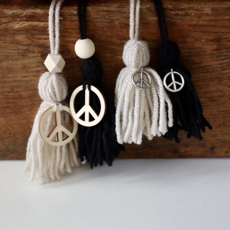 Peace Boho hänge