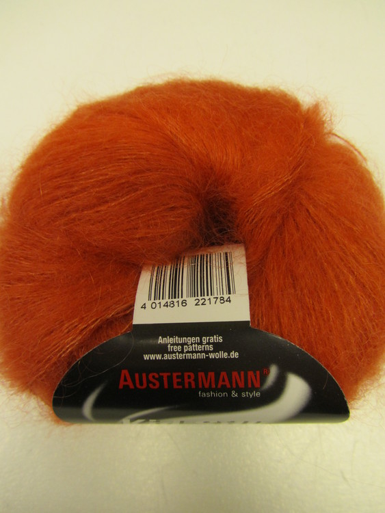 Kid Silk Bränd orange - 25