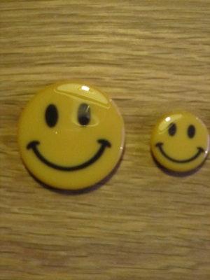Knapp Leende Smiley 9294