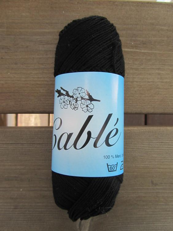 Kinna Textil Cablé 12/6 Bomullsgarn i nystan