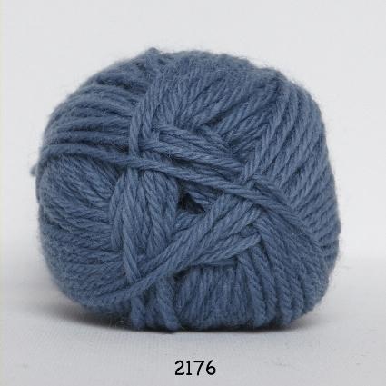 Hjertegarn Lima - Blå fg 2176