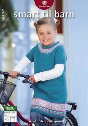 Mönsterhäfte 1007 Smart till barn