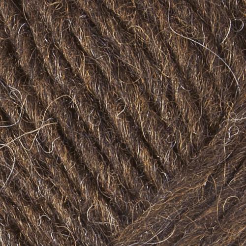 Léttlopi garnnystan Chocolate heather – 10867