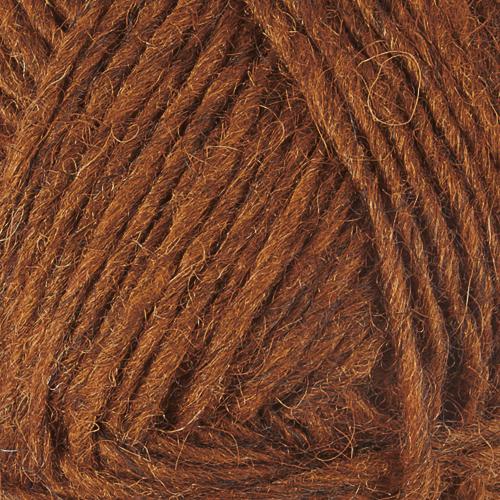 Léttlopi garnnystan Rust heather – 19427