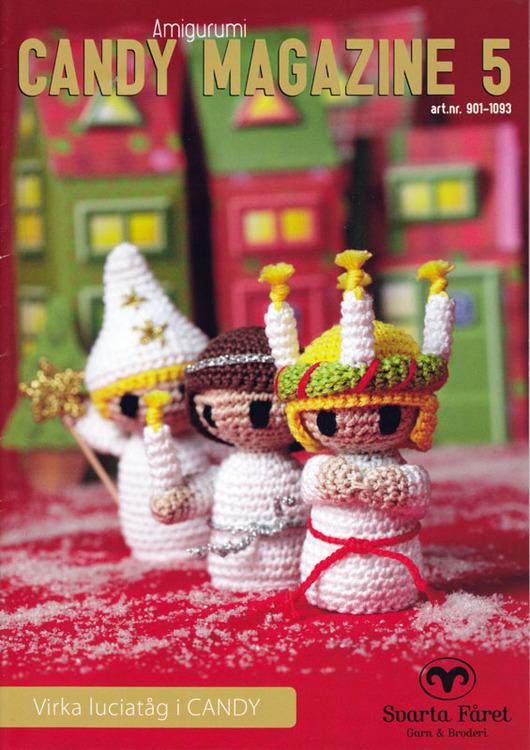 Candy Magazine nr 5 - Virka luciatåg