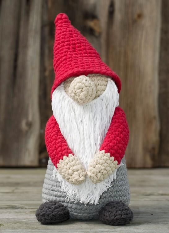 Mönsterhäfte Home Sweet Home 3 - Virka till julen